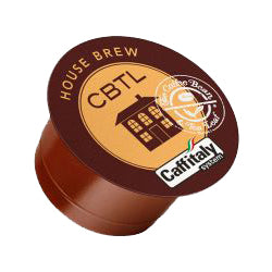 CBTL House Brew Coffee Capsules 10 count