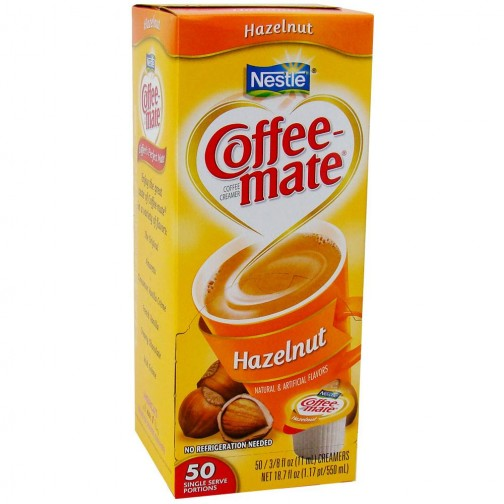 Hazelnut Creamer 50 count