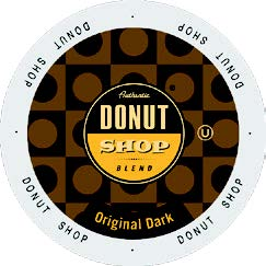 Donut Shop Original Dark Single Serve Capsules 24 ct.