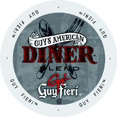 Guy Fieri American Diner Blend Single Serve Capsules 24 ct.