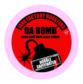 Java Factory Da Bomb Single Serve Capsules 24 ct.