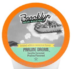 Brooklyn Bean Praline Dream Single Serve Capsules 24 ct.