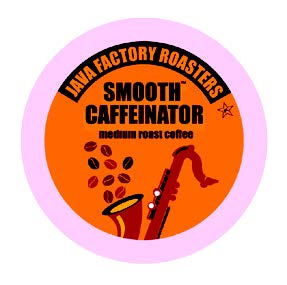 Java Factory Smooth Caffinator Single Serve Capsules 24 ct.
