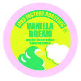 Java Factory Vanilla Dream Single Serve Capsules 24 ct.