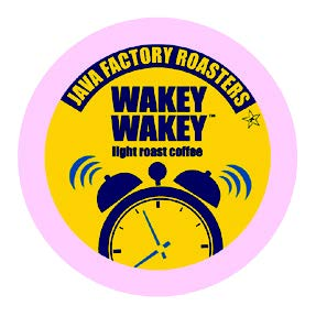 Java Factory Wakey Wakey Single Serve Capsules 24 ct.