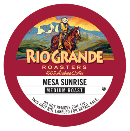 Rio Grande Mesa Sunrise Single Serve Capsules 24 ct.