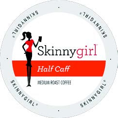 Skinnygirl Half-Caff Single Serve Capsules 24 ct.