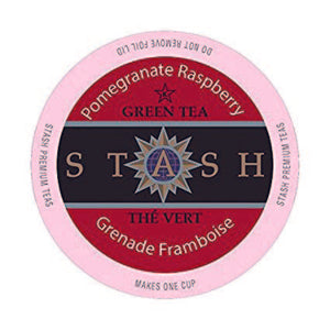 Stash Tea Pomegranate Raspberry Single Serve Capsules 24 ct.