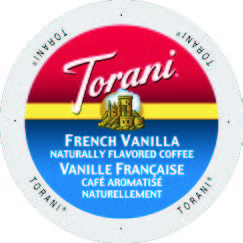 Torani French Vanilla Single Serve Capsules 24 ct.