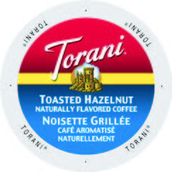 Torani Toasted Hazelnut Single Serve Capsules 24 ct.