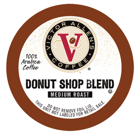 Victor Allen's Donut Shop Single Serve Capsules 24 ct.