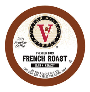 Victor Allen's French Roast Single Serve Capsules 80 ct.