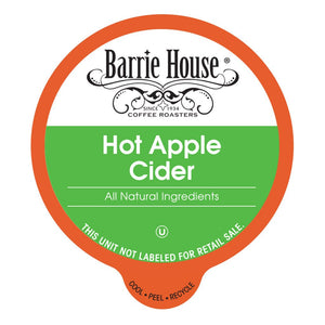 Barrie House Hot Apple Cider Single Serve Capsules 24 ct.