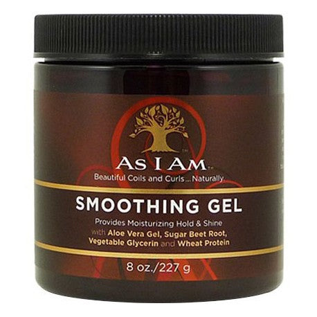 le gel Smoothing Llisseur De Bordures de la gamme AS I AM - Afrolab