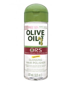 ORS Olive Oil Glossing Polisher - Sérum Haute Brillance 177 ml Afrolab