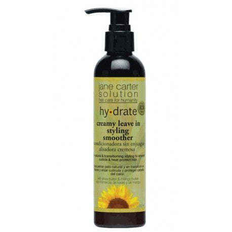 Jane Carter Solution Creamy Leave In Styling Smoother Hydratant 237 ml - Afrolab