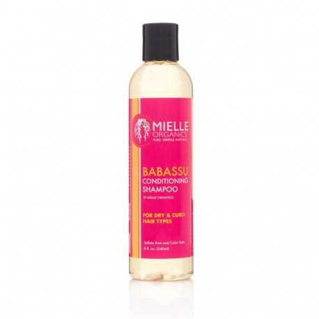 Mielle Organic Babassu Oil Conditioning Sulfate Free Shampoo 240 ml Afrolab
