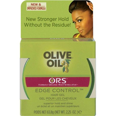 ORS Olive Oil Edge Control - Gel coiffant 64 g
