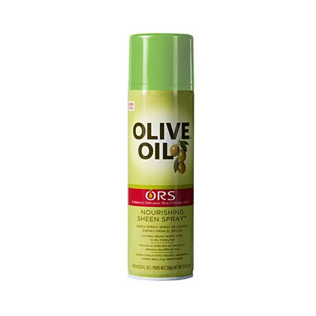 ORS Olive Oil Nourishing Sheen Spray - Spray Brilliance 177 ml