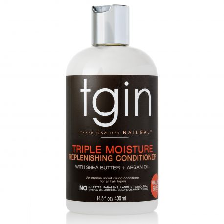 TGIN Triple Moisture Replenishing Conditioner Avec Rinçage 400 ml
