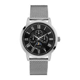 Guess W0871G1 (44 mm) Silver Men's Watch - Myleefed