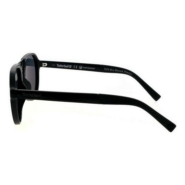 Men's Timberland Sunglasses -5601D Black (56 Mm) - LeeFed