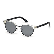 Ladies' Timberland Transparent Sunglasses TB9147-4926D (49 Mm) - LeeFed