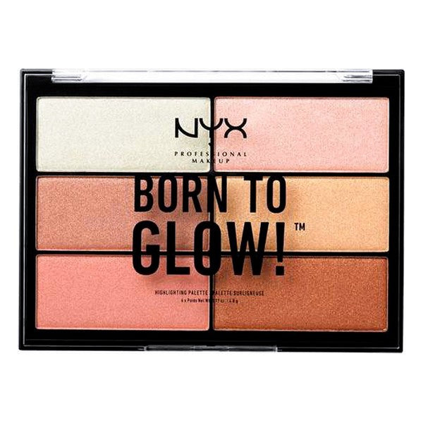 Highlighter Born To Glow NYX - LeeFed