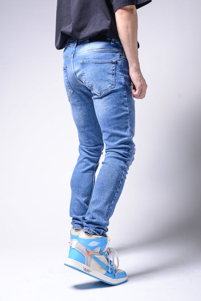 Light Blue Jeans 4679