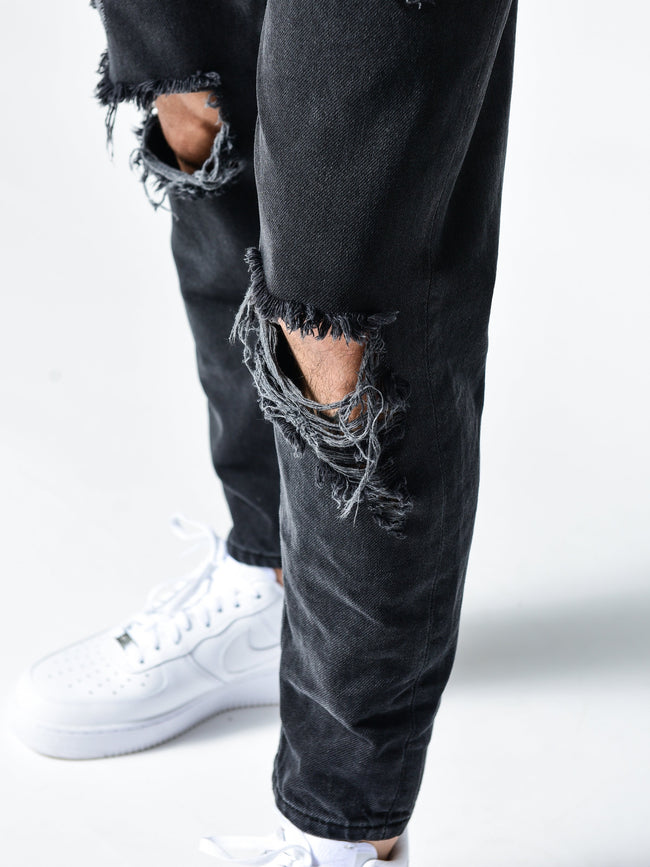 In chains denim 4761