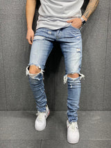 Ripped Monster Jeans 4785