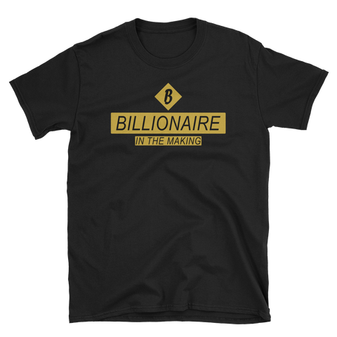 BILLIONAIRE Gold Edition T-Shirt