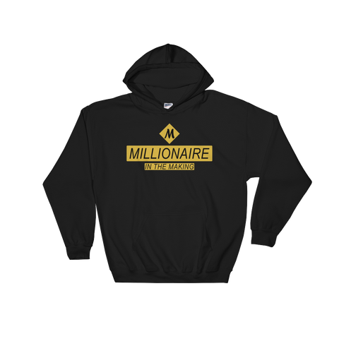 MILLIONAIRE Gold Edition Hoodie