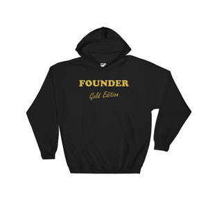 FOUNDER Gold Edition Hoodie