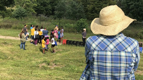 A new pilot program is 'growing food and farmers' in one of Pittsburgh's food deserts