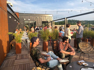 13 great outdoor places to eat and drink in Pittsburgh