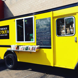 What you'll find at Pittsburgh Food Truck Park, opening soon in Millvale