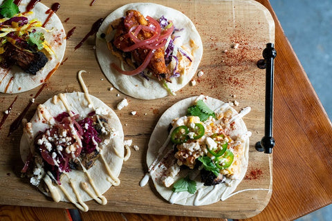 Smallman Galley welcomes an all-vegan pop-up and a barbecue taco joint