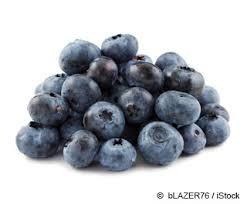 Blueberries (1/2 lb.)