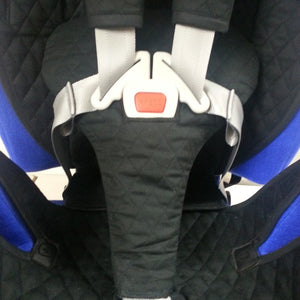 Carrot Car Seat Cover