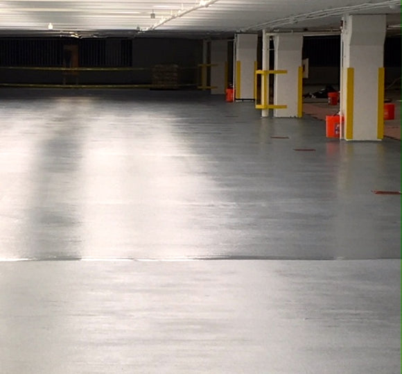 SEAMLESS FLOOR COATINGS AND PIGMENT