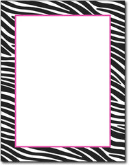 black and white decor stationery paper decorative printer paper desktop supplies 11740