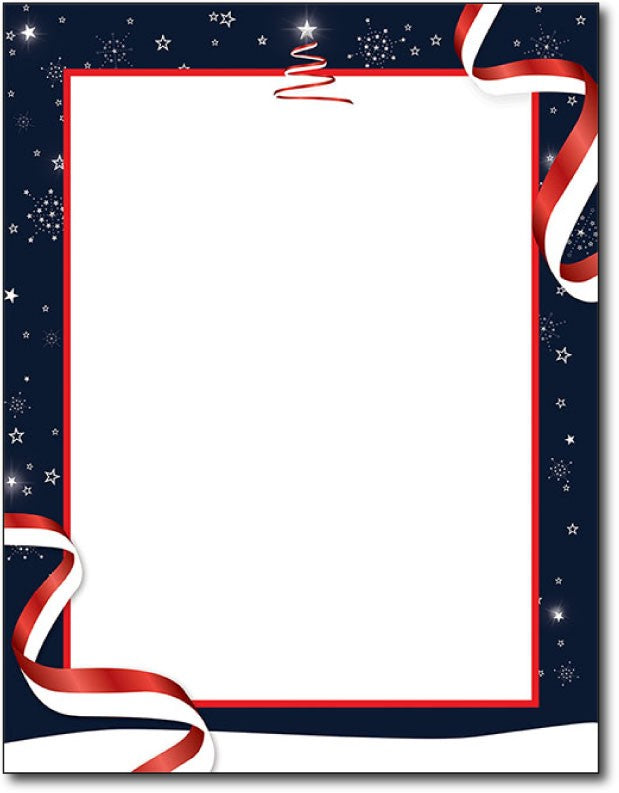 Patriotic Holiday LH - 80 Sheets