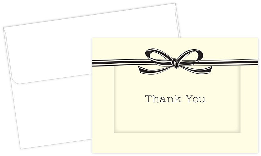 Luxe Thank You Card Sets