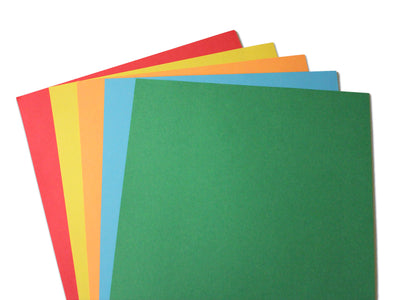 Bright Paper - Assortment Colors - 24lb Bond