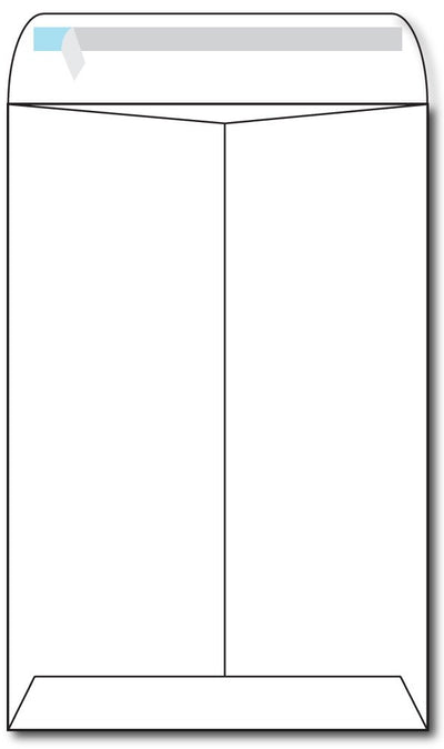 "Self Seal Envelopes - 6"" X 9"" 