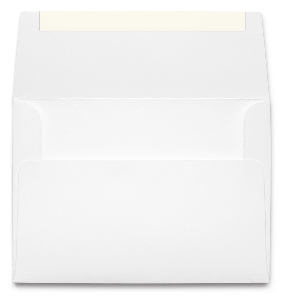 "Self Seal Envelopes - 4 3/4"" x 6 1/2"" - (28lb Bond)"