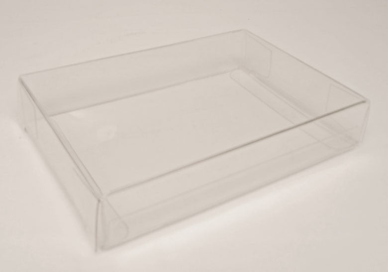 "A1 (1"" Tall) Fits Clear Plastic Boxes."