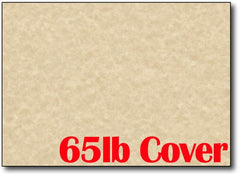 "Brown Parchment 5"" x 7"" Cards - 500 Flat Cards"