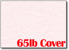 "Pink Parchment 5"" x 7"" Cards - 500 Flat Cards"
